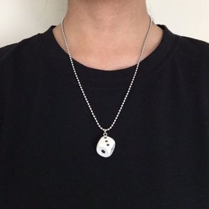 Dice Ball Chain Necklace